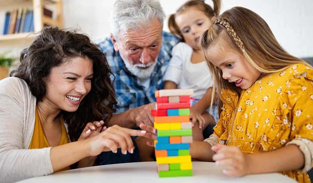 formas de entretener a tus hijos